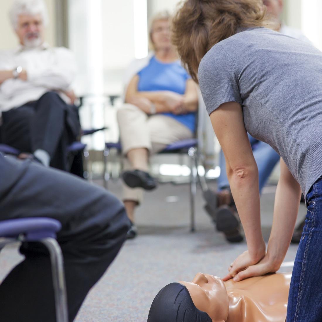 First Aid training Cork